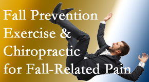 Dr. Hoang's Chiropractic Clinic shares new research on fall prevention strategies and protocols for fall-related pain relief.