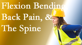 Dr. Hoang's Chiropractic Clinic helps workers with their low back pain because of forward bending, lifting and twisting.