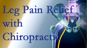 Dr. Hoang's Chiropractic Clinic provides relief for sciatic leg pain at its spinal source.