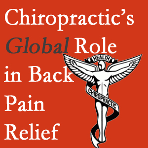 Dr. Hoang's Chiropractic Clinic is Montreal's chiropractic care hub and is excited to be a part of chiropractic as its value for back pain relief grow in recognition.