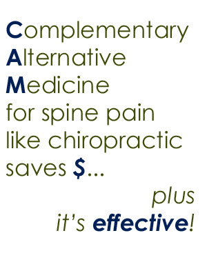 spine pain help from Montreal chiropractors