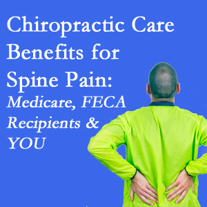 The work expands for coverage of chiropractic care for the benefits it offers Montreal chiropractic patients.
