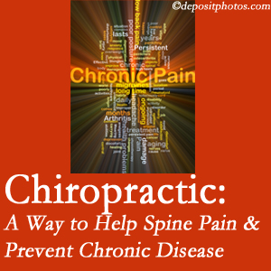 Dr. Hoang's Chiropractic Clinic helps ease musculoskeletal pain which helps prevent chronic disease.